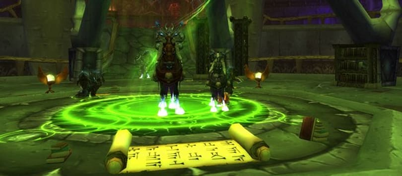 Lichborne: Divining the direction of death knight lore in Pandaria