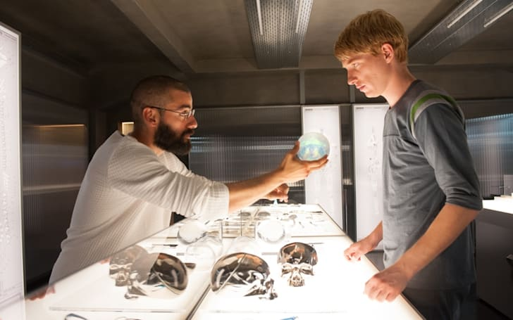 'Ex Machina's' Oscar win is a triumph for low-budget VFX