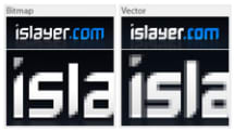 iSlayer - Vector, Bitmap, and Resolution Independence