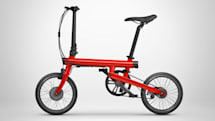 Xiaomi's foldable electric bicycle costs just $460