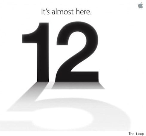 Apple announces media event for Sept. 12