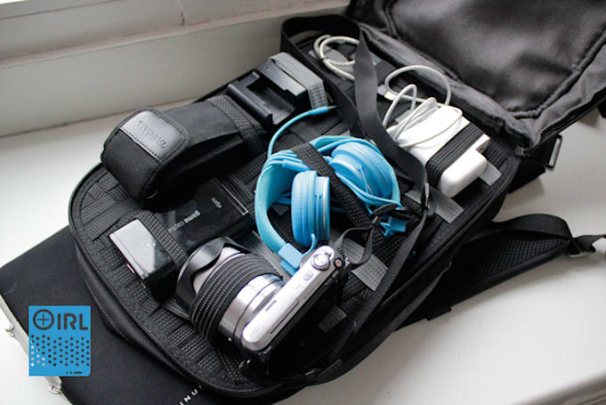 IRL: Living with the Cocoon Slim, a backpack made for gadget hoarders