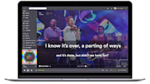 Spotify's karaoke-style lyrics are gone, for now