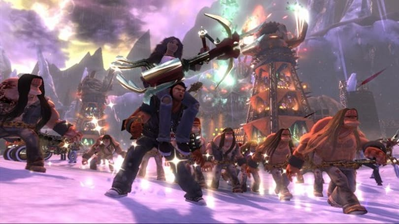 First Brutal Legend DLC dated Nov. 3, initially free on PS3