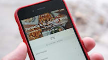 Uber food delivery gets an app of its own