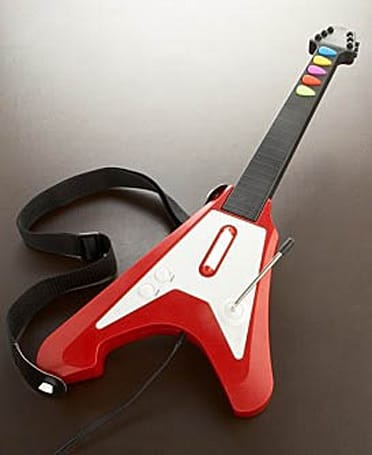Rock Band, Guitar Hero, and DDR get cheap rip-offs