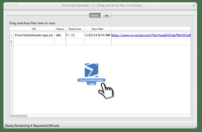 Google releases TotalVirus Uploader for OS X