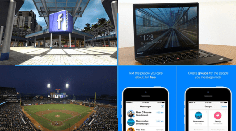 Daily Roundup: virtual Facebook concept, ThinkPad X1 Carbon review and more!