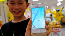 'Pokémon Go' has most first-week downloads in App Store history
