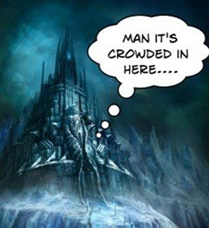 Ghostcrawler: There will (not) be at least 31 bosses in Icecrown