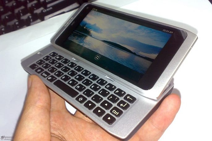 Nokia N9 to bust loose with MeeGo on Intel Atom power?