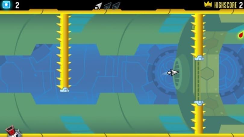 Tilt to Live: Gauntlet's Revenge features superb gameplay