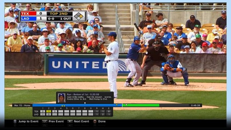 MLB.tv on the PlayStation 3 gets upgraded for a new season