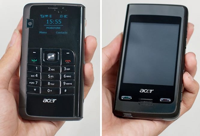 Acer's DX650 and X960 smartphones leaked: we waited for this?