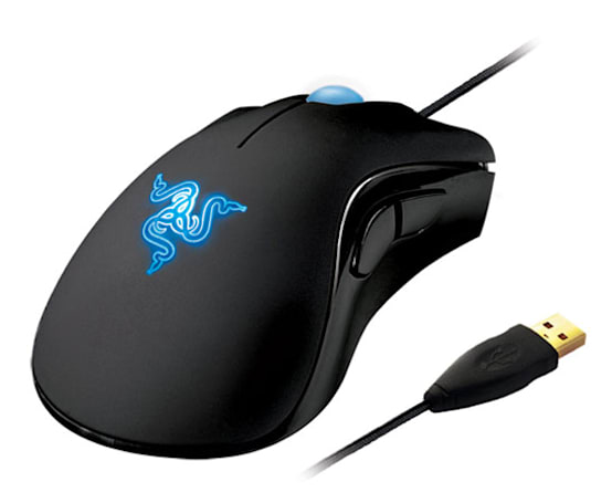 Razer trumpets leftie DeathAdder, southpaws raise the roof with just their left hand