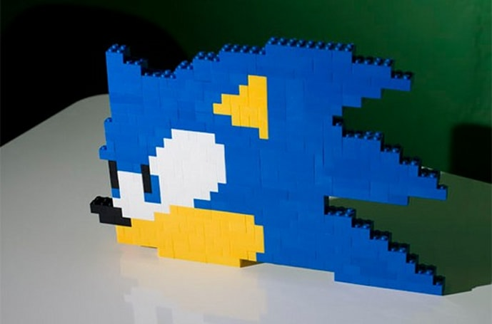 LEGO art pays homage to some of gaming's best