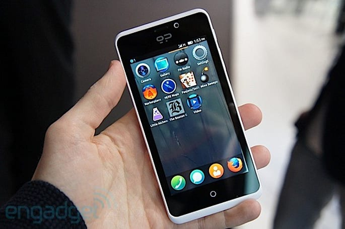 Firefox OS dev units coming to Geeksphone next week: Keon and Peak priced from €91