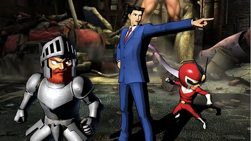 Cross-examining Phoenix Wright in Ultimate Marvel vs. Capcom 3