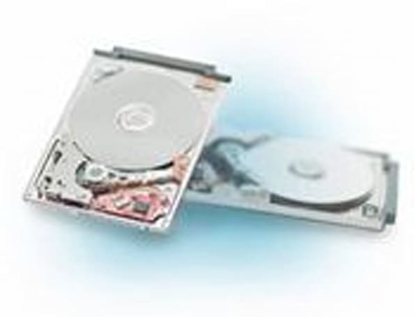 Toshiba intros five capacious new 1.8-inch hard drives