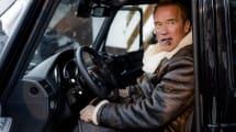 Gute Kombo: Arnold Schwarzenegger fährt elektrische Mercedes G-Klasse von Kreisel