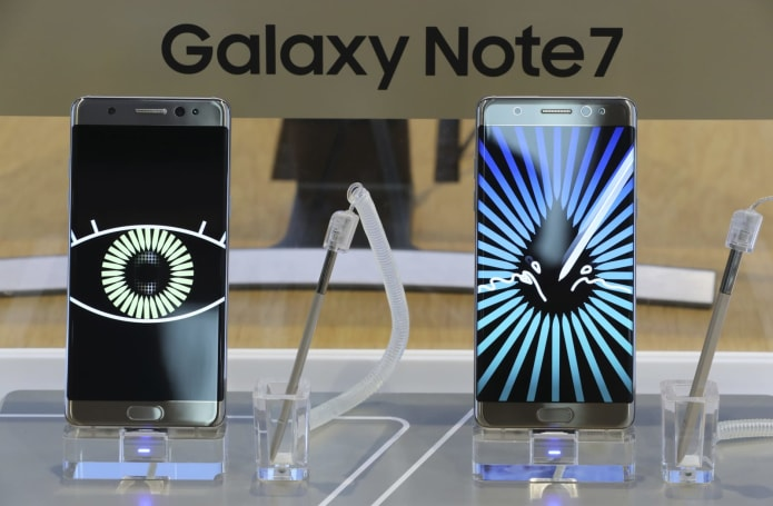 NYT: Samsung engineers can't replicate Galaxy Note 7 problems