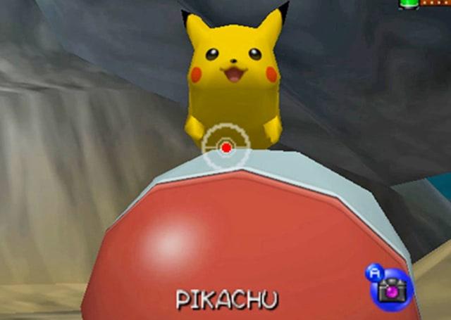 'Pokémon Snap' takes one last photo tour on the Wii U