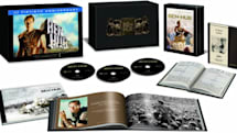 Ben-Hur 50th Anniversary Blu-ray rides again on September 27th (trailer)