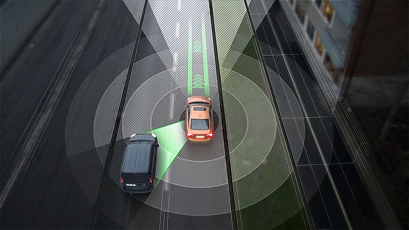 Volvo's self-driving cars tackle merging, braking traffic in first road tests