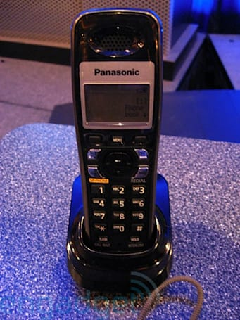 Hands-on with Panasonic's Link to Cell KX-TH1211