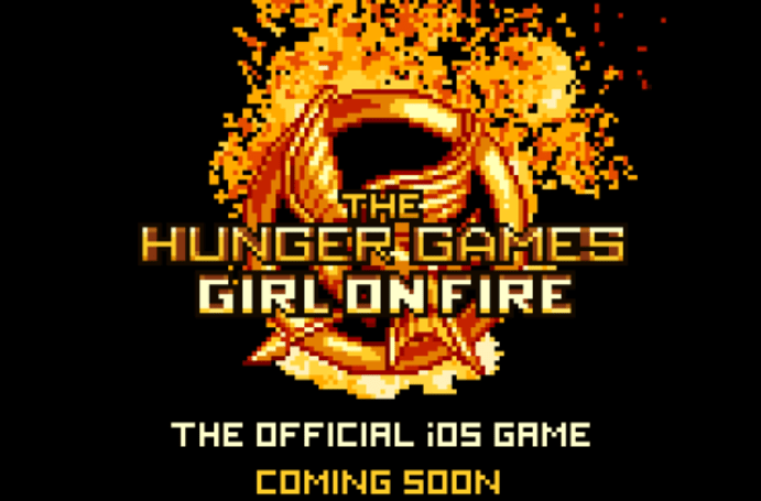 Indie dream team building The Hunger Games: Girl on Fire for iOS