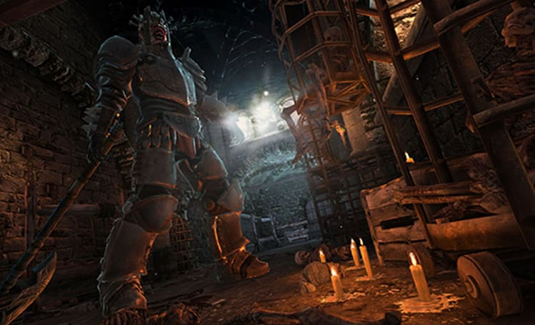 Hellraid: The Escape makes a break for it on iOS