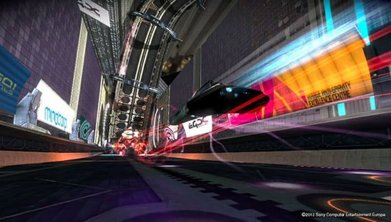 Wipeout HD and Fury come to Vita as 2048 DLC, free if you already have them on PS3