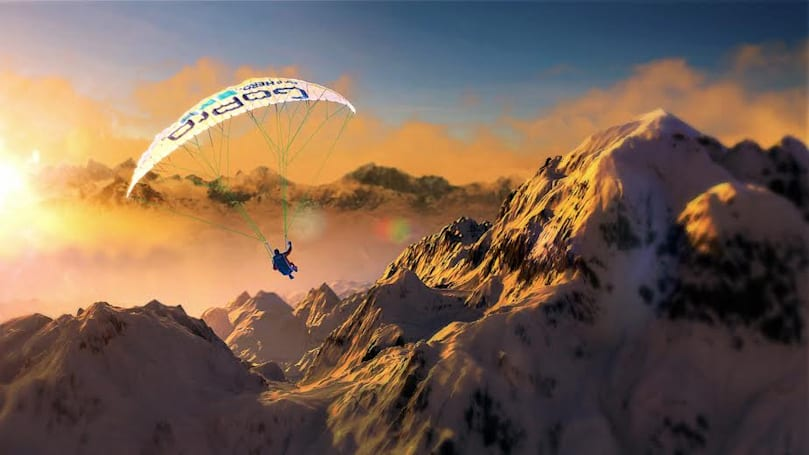 GoPro and Ubisoft join forces to bring thrillseekers 'Steep'