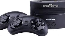 Noch eine Retro-Konsole: Sega Mega Drive 2016