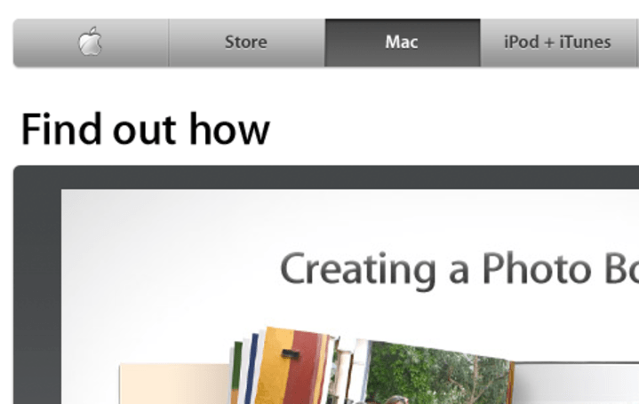 """Apple posts """"Find out how"""" tutorials"""
