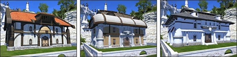 Final Fantasy XIV gives housing preview