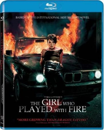 The Girl Who Played with Fire arrives on Blu-ray October 26