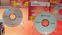 Verbatim ready to ship 30GB HD DVD-R media to North America