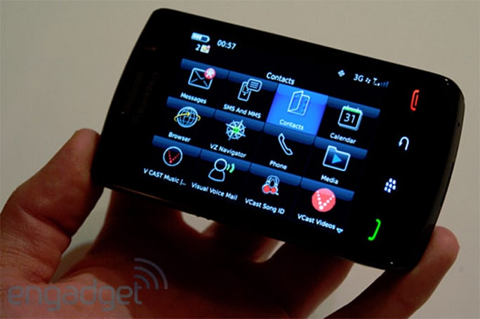 How would you change RIM's BlackBerry Storm2?