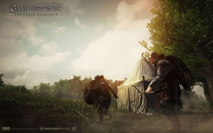 Bigpoint's A Game of Thrones MMO to debut at GDC 2012