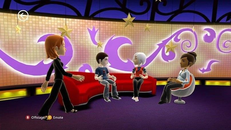 Avatar Kinect hits Xbox Live, your own virtual talk show starts today