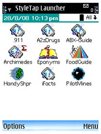 StyleTap's Palm OS emulator officially coming to Symbian OS