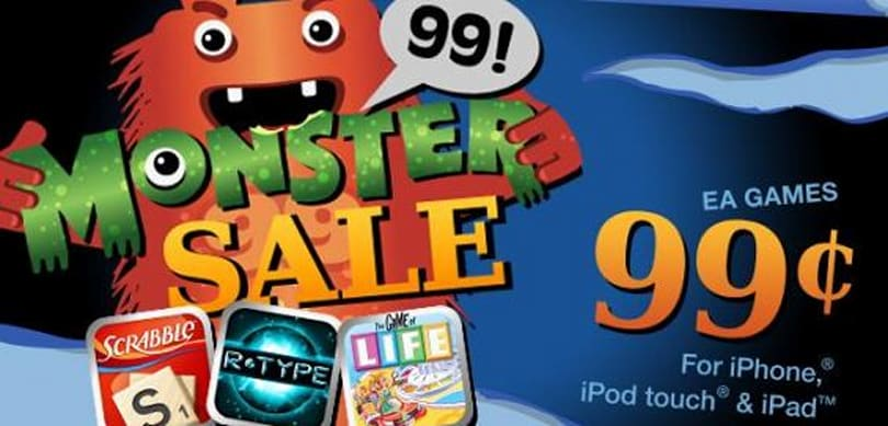 iPhone apps on sale for Halloween
