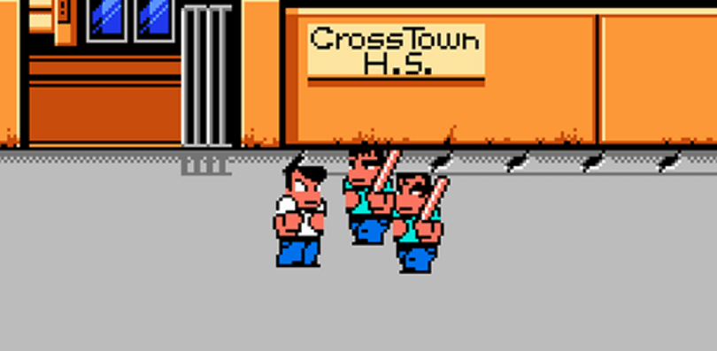 River City Ransom sequel announced, crowdfunding to begin this summer