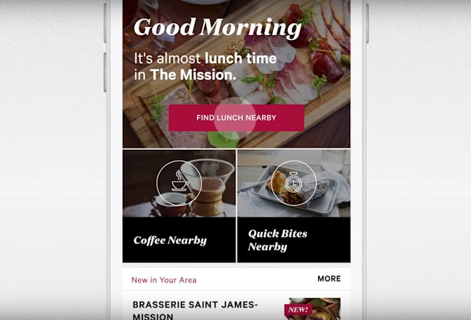 Zagat's new iPhone app is like the best of Yelp and Foursquare