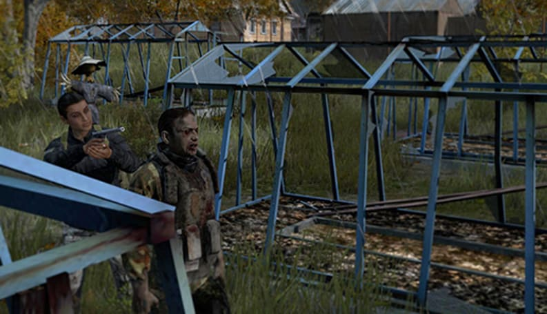 DayZ's dev team is doubling up