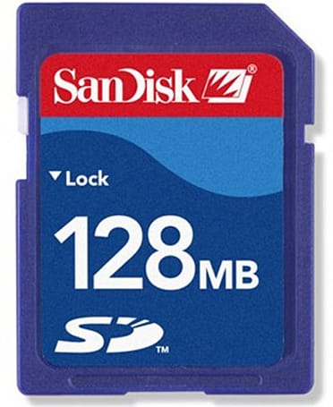 SanDisk introduces write-once WORM SD cards