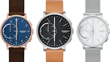Skagen's first smartwatches are decidedly analog
