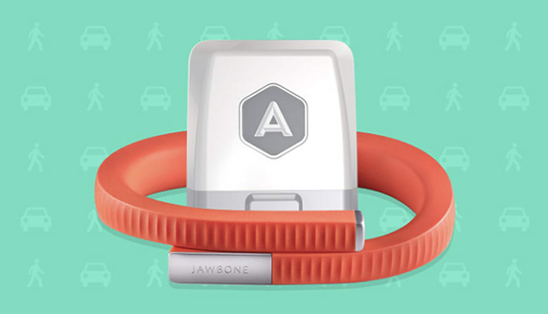 Jawbone and Automatic can now log runs and road trips in one place