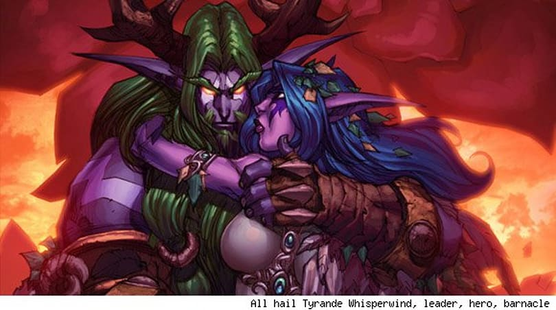 Know Your Lore: What exactly is up with women in Warcraft lore?